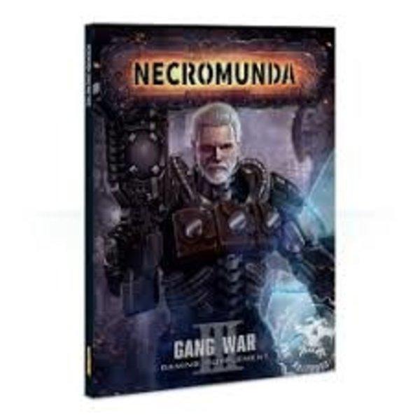 Games Workshop Necromunda Supplement Gang War 3