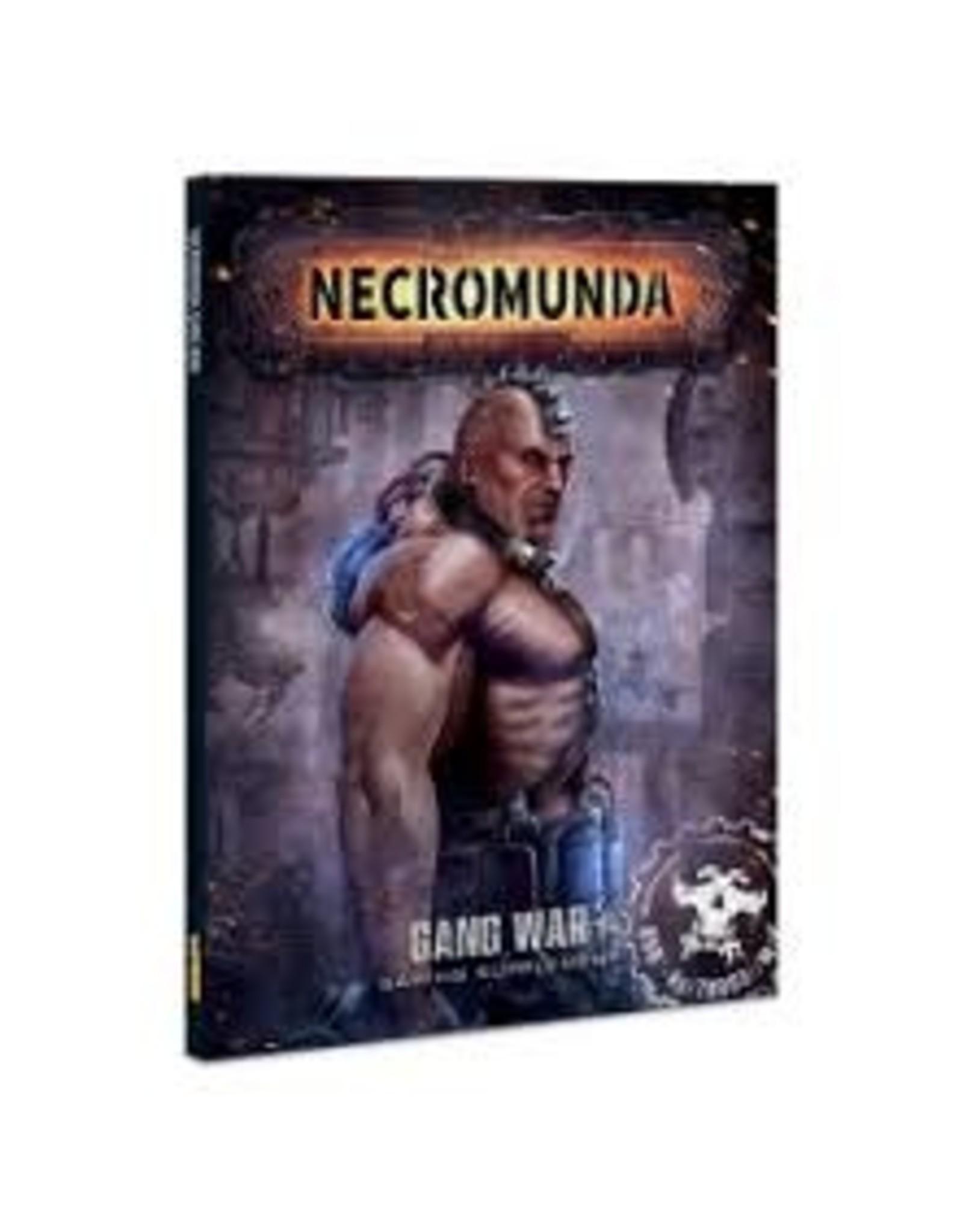 Games Workshop Necromunda Supplement Gang War