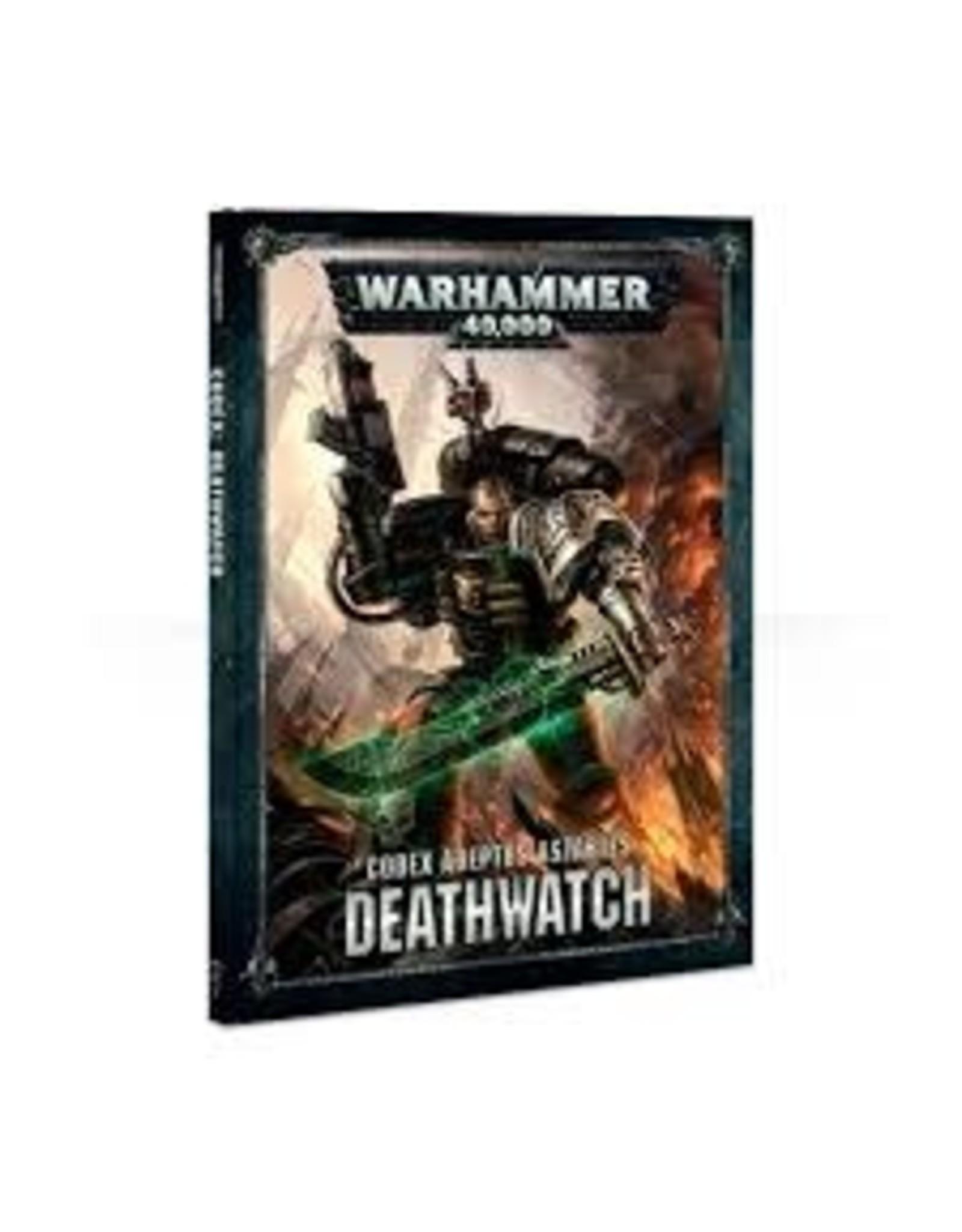 Games Workshop Codex Deathwatch 8th Ed