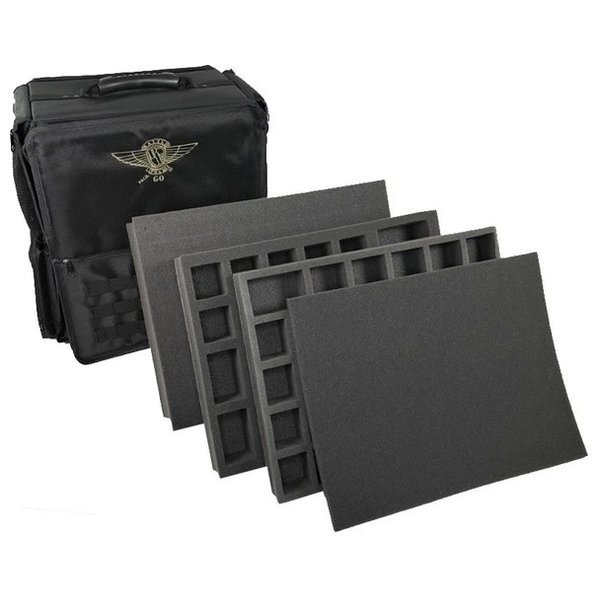 Battlefoam (Go) P.A.C.K. Go 2.0 Standard Load Out (Black)