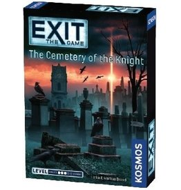 KOSMOS EXIT: THE CEMETERY OF THE KNIGHT (English)