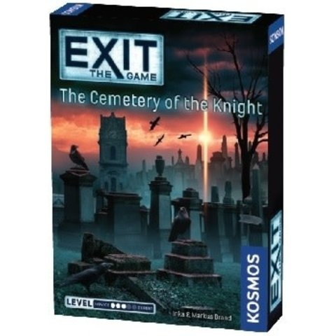 EXIT: THE CEMETERY OF THE KNIGHT (English)