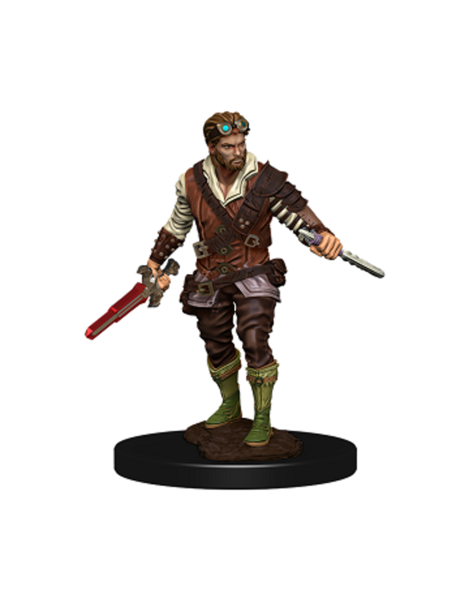 WIZKIDS DND ICONS: HUMAN ROGUE MALE PREMIUM FIG