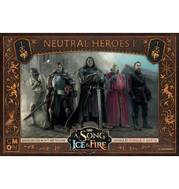 CMON SIF: NEUTRAL HEROES BOX#1