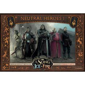 CMON SIF: NEUTRAL HEROES BOX#1