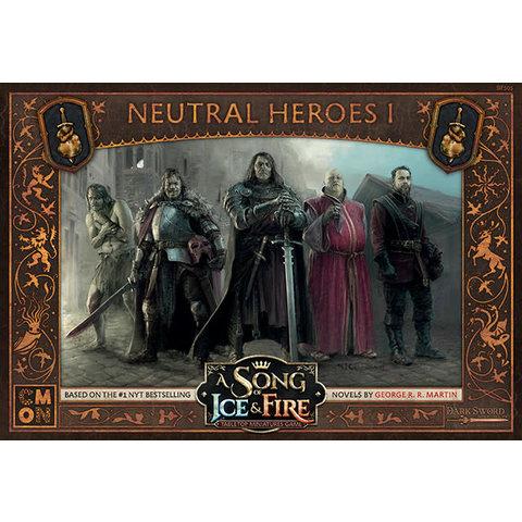 SIF: NEUTRAL HEROES BOX#1