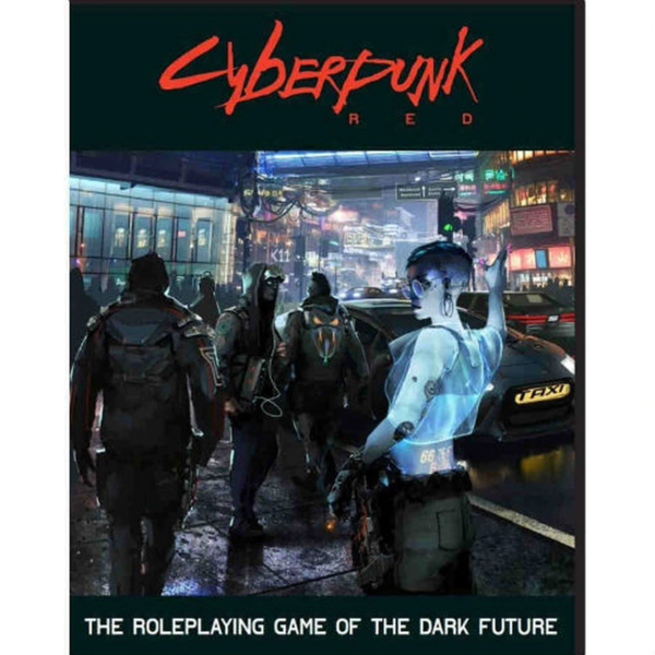 Talsorian Games Cyberpunk Red (English)