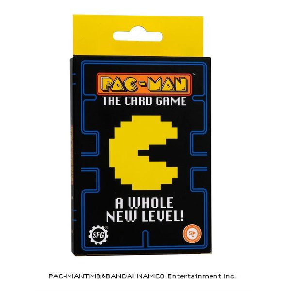 Steamforged Games Pac-Man - The Card Game (Multilingue)