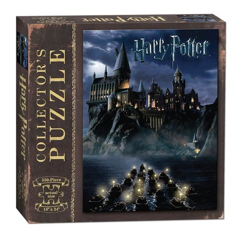 Puzzle: 550 World of Harry Potter