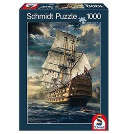 Schmidt Puzzle: 1000 Sails Set