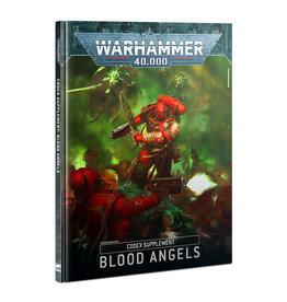 Warhammer 40k CODEX: BLOOD ANGELS (ENGLISH) *DATE DE SORTIE 5 DÉCEMBRE*