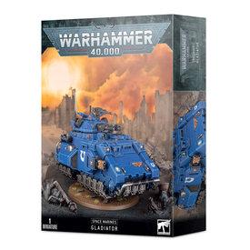 Warhammer 40k SPACE MARINES GLADIATOR