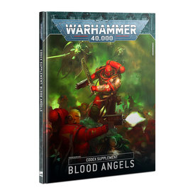 Warhammer 40k CODEX: BLOOD ANGELS (FRENCH)