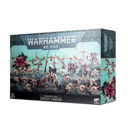 Warhammer 40k TYRANIDS BROOD SWARM