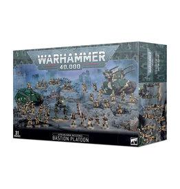 Warhammer 40k ASTRA MILITARUM: BASTION PLATOON *DATE DE SORTIE 5 DÉCEMBRE*