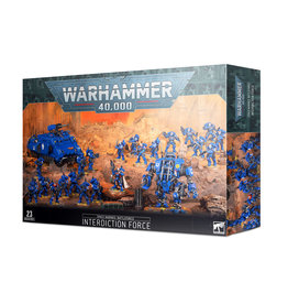 Warhammer 40k SPACE MARINES: INTERDICTION FORCE *DATE DE SORTIE 5 DÉCEMBRE*