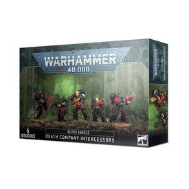 Warhammer 40k BLOOD ANGELS: DEATH COMPANY INTERCESSORS