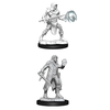 DND UNPAINTED MINIS WV13 MULTICLASS FIGHTER/WIZARD MALE