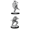 DND UNPAINTED MINIS WV13 WARFORGED FIGHTER MALE