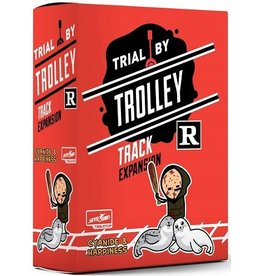 Skybound Games TRIAL BY TROLLEY: R-RATED TRACK EXPANSION