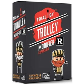 Skybound Games TRIAL BY TROLLEY: R-RATED MODIFIER EXPANSION