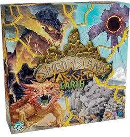 Greater Than Games SPIRIT ISLAND: JAGGED EARTH EXPANSION (EN)