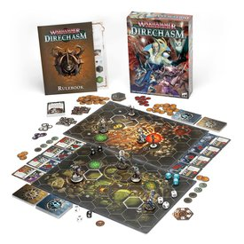 Warhammer Underworlds WH UNDERWORLDS: DIRECHASM (FRANÇAIS)