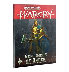 Warcry WARCRY: SENTINELS OF ORDER (ENGLISH)