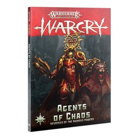 Warcry WARCRY: AGENTS OF CHAOS (ENGLISH)