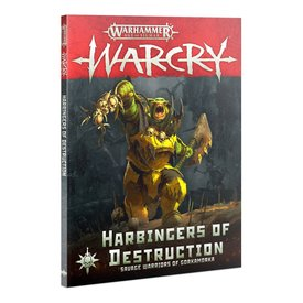 Warcry WARCRY: HARBINGERS OF DESTRUCTION (ENG)