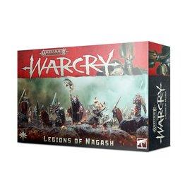 Warcry WARCRY: LEGIONS OF NAGASH