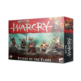 Warcry WARCRY: SCIONS OF THE FLAME