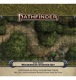 Paizo PF FLIP-TILES: WILDERNESS STARTER SET