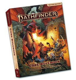 Paizo PATHFINDER 2E CORE RULEBOOK POCKET EDITION