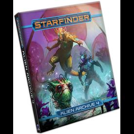 Paizo STARFINDER RPG ALIEN ARCHIVE 4 HC