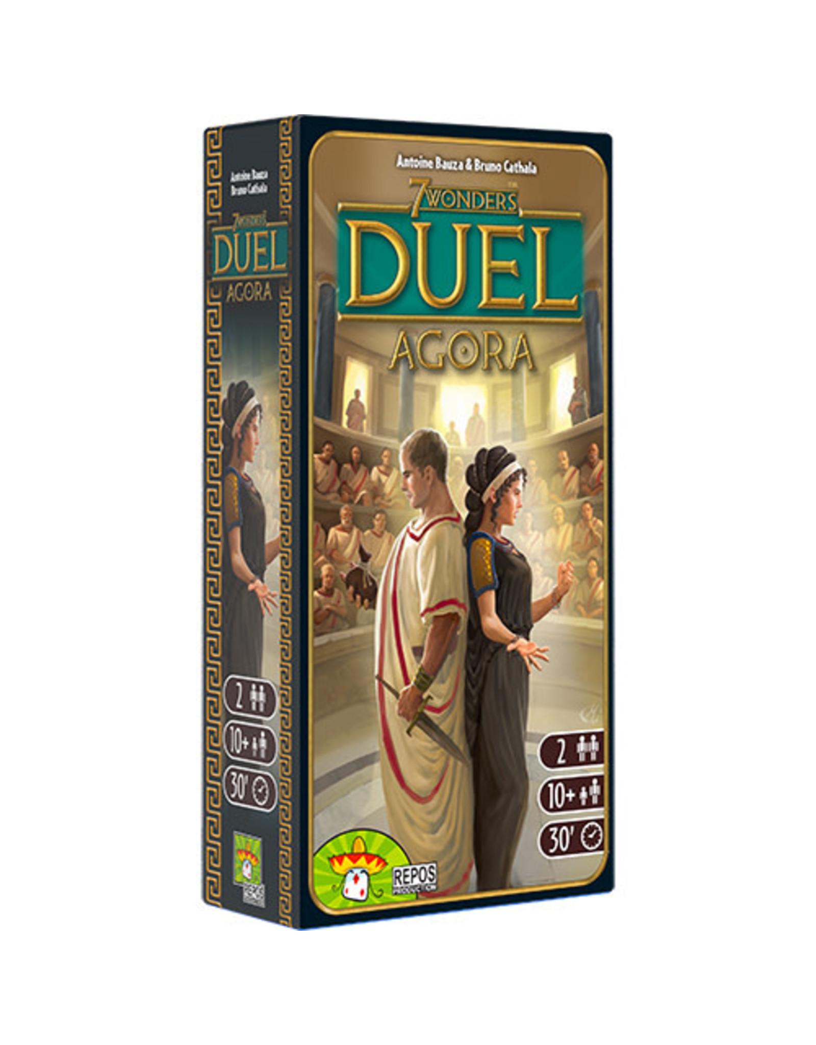Repos 7 Wonders / Duel / Agora (Fr)