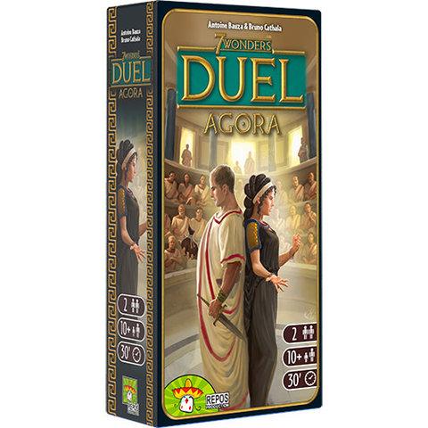 7 Wonders / Duel / Agora (Fr)