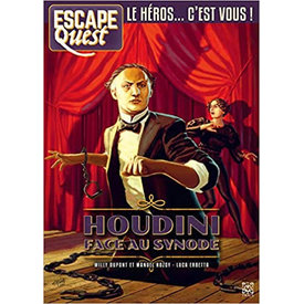 Ynnis Escape Quest: Houdini face au Sinode