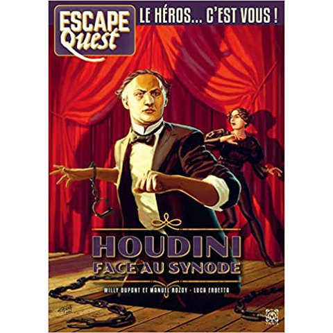 Escape Quest: Houdini face au Sinode