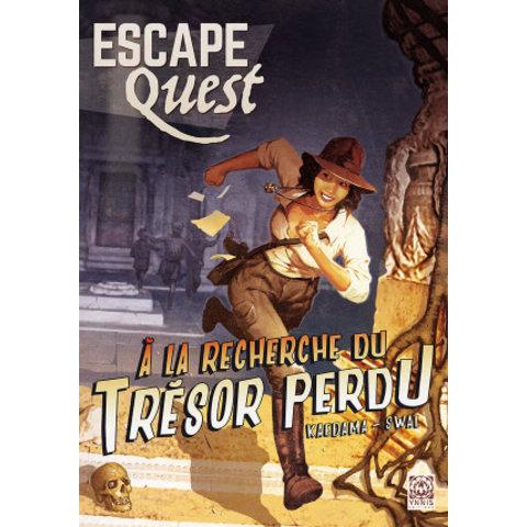 Escape Quest: À la Recherche du Trésor Perdu