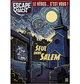 Ynnis Escape Quest: Seul dans Salem