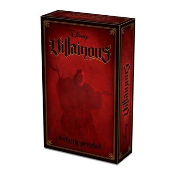 Ravensburger Disney Villainous: Perfectly Wretched (Eng)