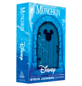 Steve Jackson Games Munchkin: Disney (Eng)