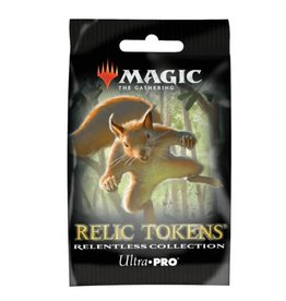 Ultra Pro UP MTG RELENTLESS COLLECTION RELIC TOKENS BOOSTER PACK