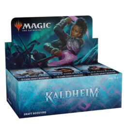 Wizards of the Coast MTG KALDHEIM DRAFT BOOSTER BOX *DATE DE SORTIE 29 JANVIER*