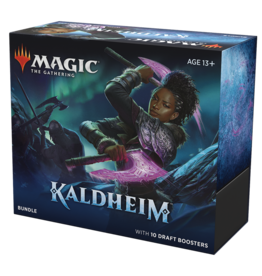 Wizards of the Coast MTG KALDHEIM BUNDLE *DATE DE SORTIE 5 FÉVRIER*