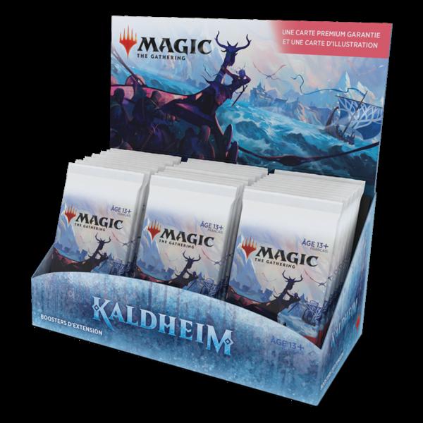 Wizards of the Coast FRANÇAIS - MTG KALDHEIM SET BOOSTER