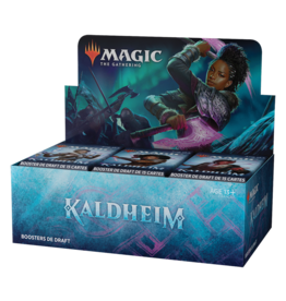 Wizards of the Coast FRANÇAIS - MTG KALDHEIM DRAFT BOOSTER *DATE DE SORTIE 5 FÉVRIER*