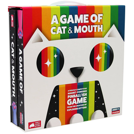EXPLODING KITTENS A GAME OF CAT AND MOUTH (En)