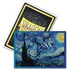 DRAGON SHIELD SLEEVES BRUSHED STARRY NIGHT 100CT